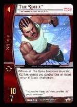 The Spike, Angry Young Mutant (C) MMK-066 Marvel Knights VS System TCG