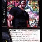 Luke Cage, Street Enforcer (C) MMK-018 Marvel Knights VS System TCG