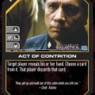 Act of Contrition BSG-009 (C) Battlestar Galactica CCG