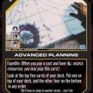 Advanced Planning BSG-010 (U) Battlestar Galactica CCG