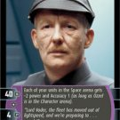 #73 Admiral Kendal Ozzel (A) (ESB uncommon) Star Wars TCG
