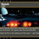 #84 Blockade (ESB uncommon) Star Wars TCG