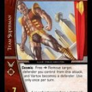Vartox, Hero of Tynola (U) DWF-023 DC World's Finest VS System TCG