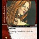 Poison Ivy, Venomous Vixen (C) DWF-143 DC World's Finest VS System TCG