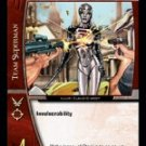 Natasha Irons as Steel, Unlikely Alloy (U) DWF-014 DC World's Finest VS System TCG