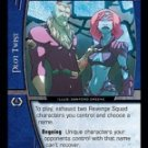 Knowledge Is Power (U) DWF-195 DC World's Finest VS System TCG