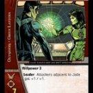Jade, Emerald Beacon (C) DWF-091 DC World's Finest VS System TCG