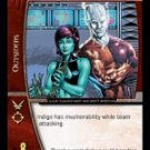 Indigo, Paranoid Android (C) DWF-090 DC World's Finest VS System TCG