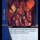 Double Team (C) DWF-030 DC World's Finest VS System TCG