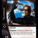 Deathstroke the Terminator, Wolf in Bat's Clothing (U) DWF-220 DC World's Finest VS System TCG