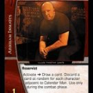 Calendar Man, Julian Gregory Day (U) DWF-126 DC World's Finest VS System TCG