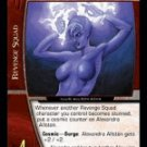 Alexandra Allston as Parasite, Power Drain (C) DWF-159 DC World's Finest VS System TCG