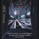 Long Range Shot (F) Aliens Predator CCG Premiere Edition