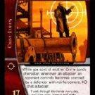 Bullseye, Master of Murder FOIL (C) MMK-092 Marvel Knights VS System TCG