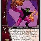 Super Skrull, Engineered Super-Soldier FOIL (R) MOR-160 Marvel Origins (1st Ed.) VS System TCG