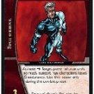 Quicksilver, Pietro Maximoff FOIL (C) MOR-088 Marvel Origins (1st Ed.) VS System TCG