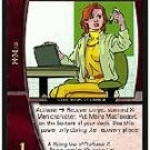 Moira MacTaggert, World-Renowned Geneticist FOIL (R) MOR-016 Marvel Origins (1st Ed.) VS System TCG