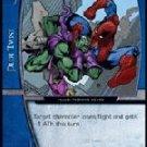 Grounded FOIL (C) MSM-152 Web of Spiderman Marvel VS System TCG