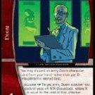 Dr. Hauptmann, Diabolic Inventor FOIL (U) MSM-126 Web of Spiderman Marvel VS System TCG