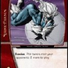 Black Cat, Master Thief FOIL (U) MSM-033 Web of Spiderman Marvel VS System TCG