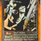 Kinfolk - Soldier of Fortune Ally R Rage CCG Limited Edition