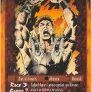 Golgol Fangs-First Character R Rage CCG Limited Edition