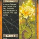 Flower of Aphrodite Equipment R Rage CCG Limited Edition