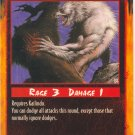 Evade and Strike Combat R Rage CCG Limited Edition