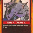 Critical Blow Combat R Rage CCG Limited Edition
