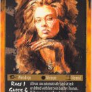 Allison Kachina Character U Rage CCG Limited Edition
