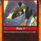 Block Combat C Rage CCG Limited Edition