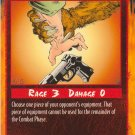 Disarm Combat U Rage CCG Limited Edition