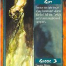 Command Spirit Gift U Rage CCG Limited Edition