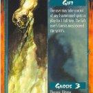 Command Spirit Gift U Rage CCG Limited Edition