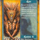 Gift of the Porcupine Gift C Rage CCG Limited Edition