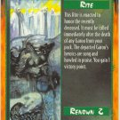 Gathering for the DepartedRite C Rage CCG Limited Edition