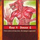 Fur Gnarl Combat U Rage CCG Limited Edition