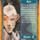 Mindspeak Gift C Rage CCG Limited Edition