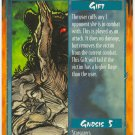 Merciful Blow Gift U Rage CCG Limited Edition