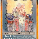 Lord Albrecht Character U Rage CCG Limited Edition