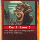 Head Wound Combat U Rage CCG Limited Edition