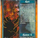 Scream of Gaia Gift U Rage CCG Limited Edition