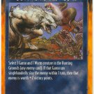 Scourging the Wyrm Event/Quest C Rage CCG Limited Edition