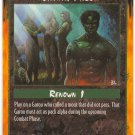 Saving Face Moot/Event C Rage CCG Limited Edition