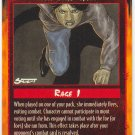 Run Like Hell Combat U Rage CCG Limited Edition