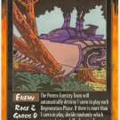 Pentex Forestry Team Enemy U Rage CCG Limited Edition