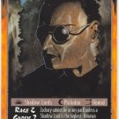 Zachary Ellison Character U Rage CCG Limited Edition