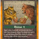 Tribal Alliance Moot C Rage CCG Limited Edition