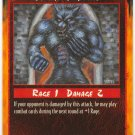 Stinging Wound Combat C Rage CCG Limited Edition