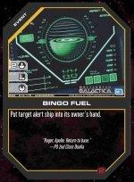 Bingo Fuel BSG-012 (U) Battlestar Galactica CCG